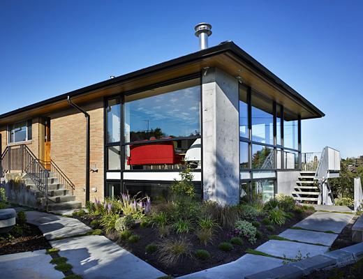 Renovation Of Mid Century Modern Aesthetic House Digsdigs