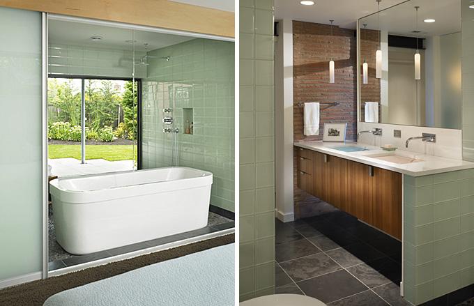 Mid Century Modern Bathroom Design Amazing Inspiration Design