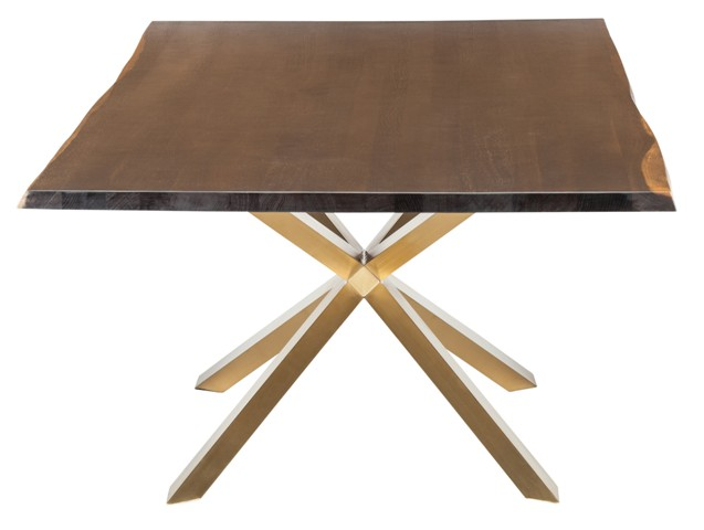 Mid Century Modern Couture Dining Table With A Twist