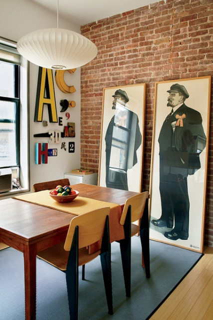mid century modern renovation of a tiny new york apartment digsdigs