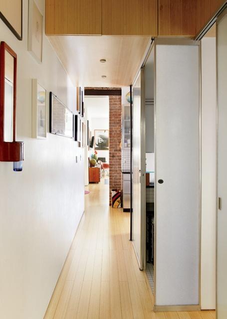 Mid Century Modern Renovation Of A Tiny New York Apartment
