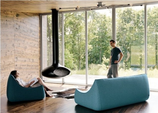 What Is Mid Century Style awesome mid-century style weekend retreat - digsdigs