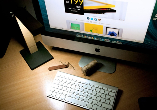 Minimal T2 Lamp For Your Workspace