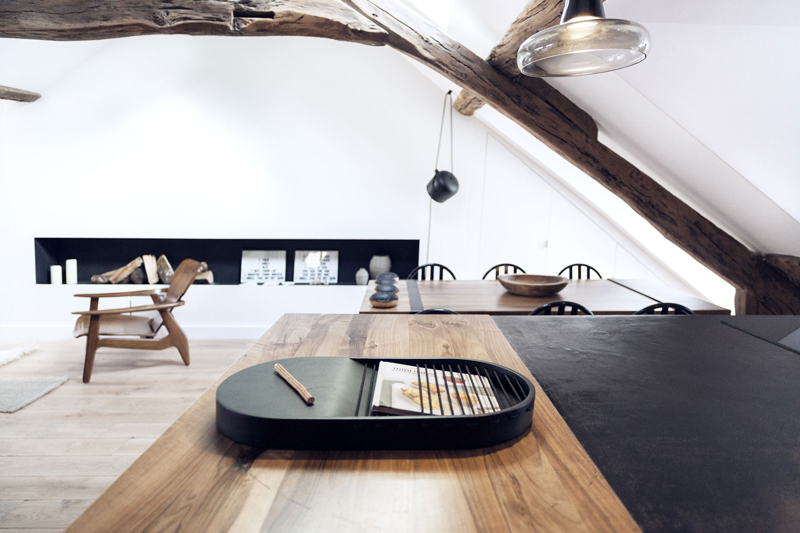 Picture Of minimalist 18th century apartment with a scandinavian feel  7