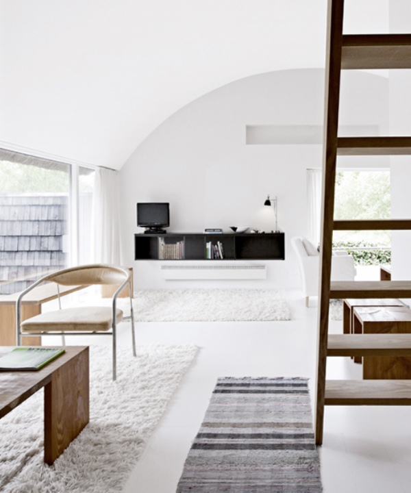 Minimalist And Chic Scandinavian Interior DigsDigs