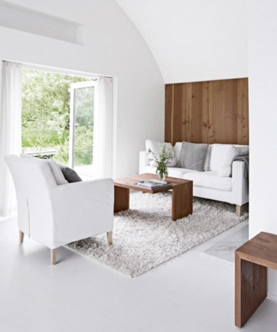 Minimalist And Chic Scandinavian Interior