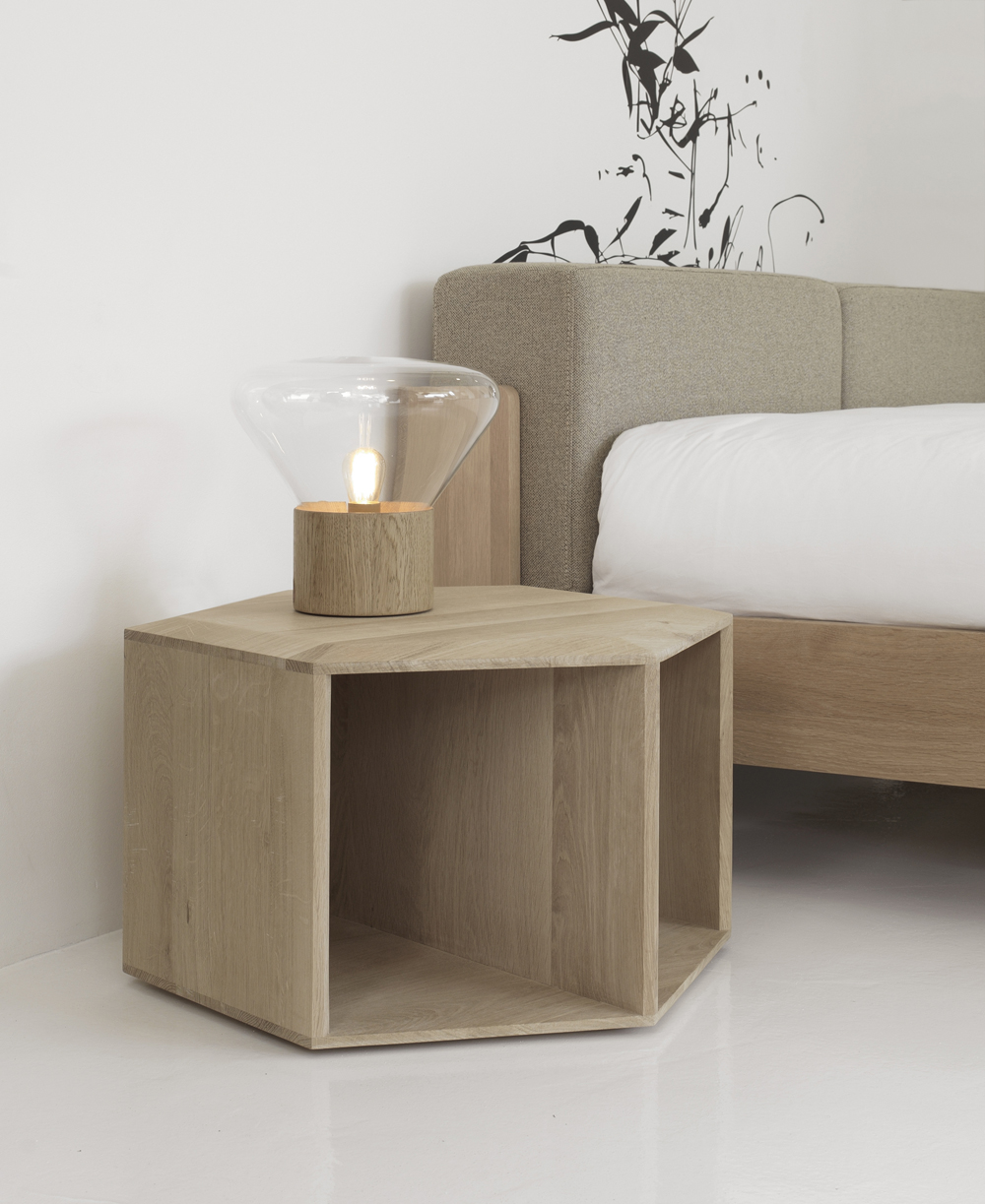 Minimalist And Functional Hexa Coffee Table Digsdigs