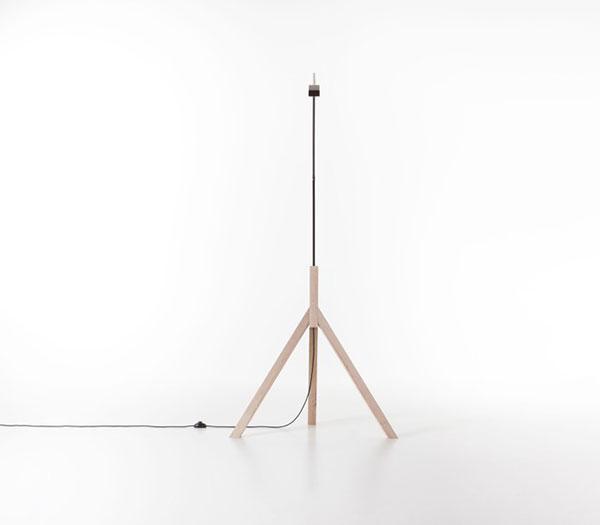 Minimalist And Functional Noneli Floor Lamp