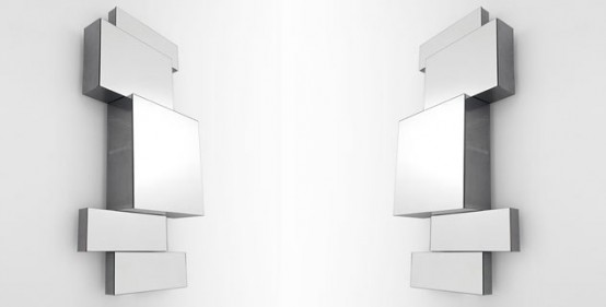 Minimalist And Practical Mirror Ba Belle