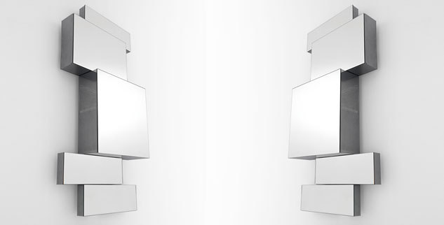 Minimalist Yet Practical Mirror – Ba-Belle from Opinion Ciatti
