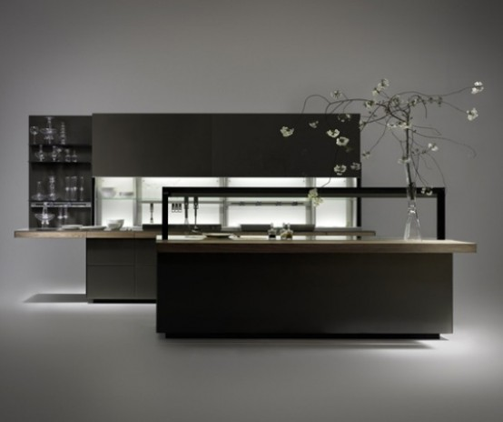 Minimalist And Timeless Genius Loci Kitchen
