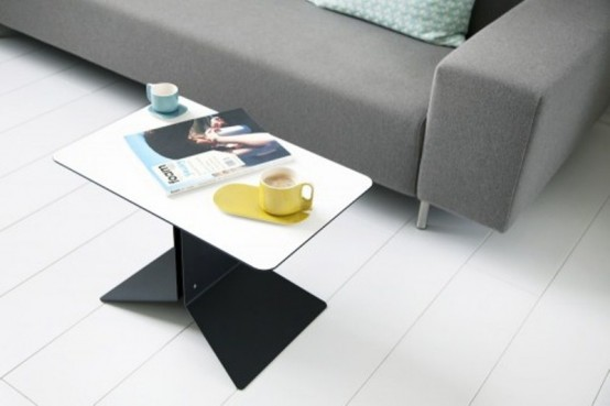 Minimalist And Stylish Pi And Up Sidetables