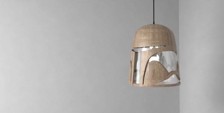 inspired lighting. Minimalist And Stylish STAR WARS Inspired Lamps Lighting