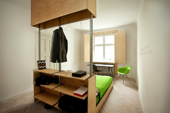 Minimalist Apartment In Hotel And Homely Styles