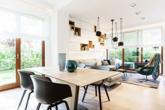 ... They Make The Apartment Design Much More Personalized And Stylish. This Minimalist  Apartment Doesnu0027t Look Too Minimalist Or Characterless But Special ...