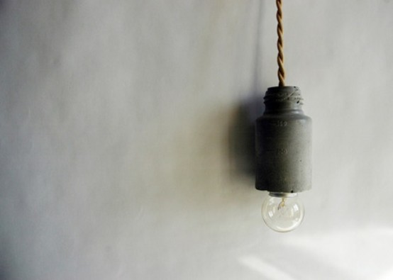 Minimalist Art Of Light Concrete Lights Experiment