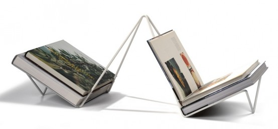 Minimalist Books Storage Shelf