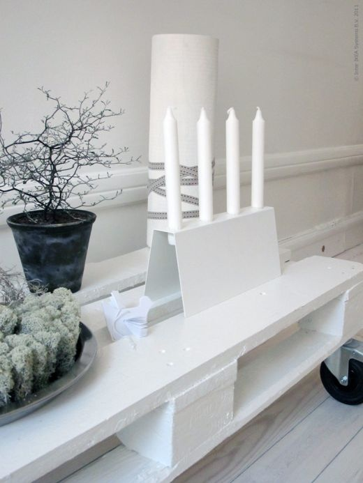 minimalist christmas decor ideas - Minimalist Christmas Decor