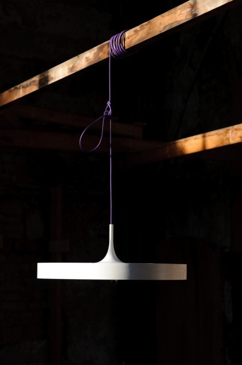 Minimalist Cloudlike Pendant Lamp