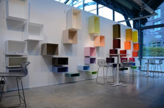 Minimalist Colorful Furniture For Home And Office