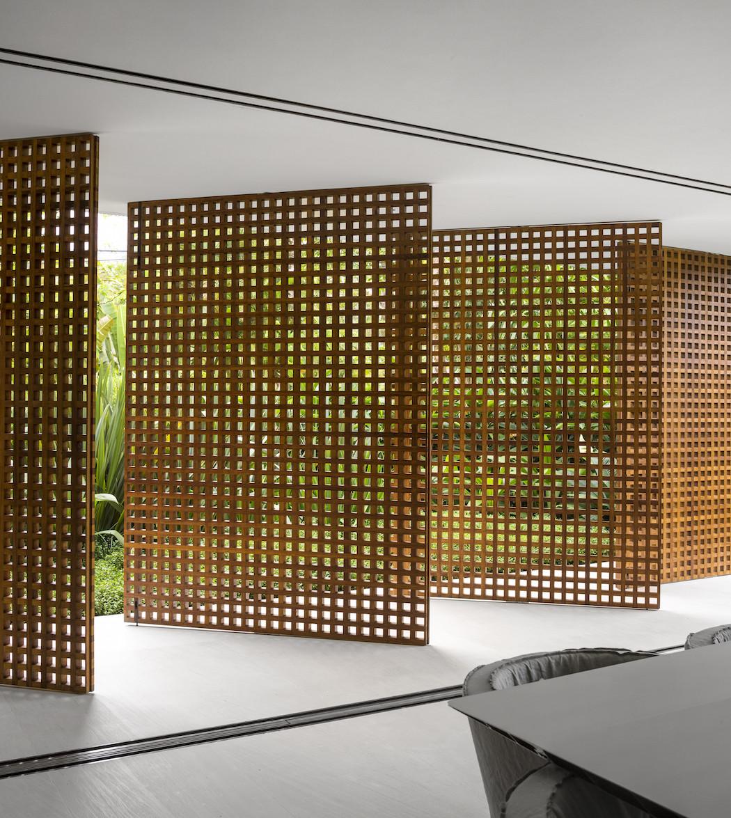 Picture Of minimalist concrete casa branca in the tropics  6
