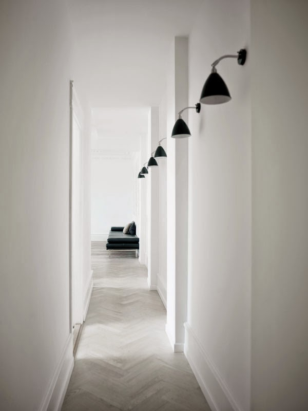 Picture Of Minimalist Copenhagen Apartment For A Large Family