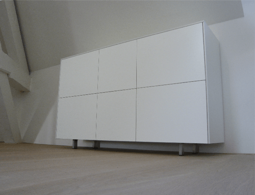 Minimalist Dresser