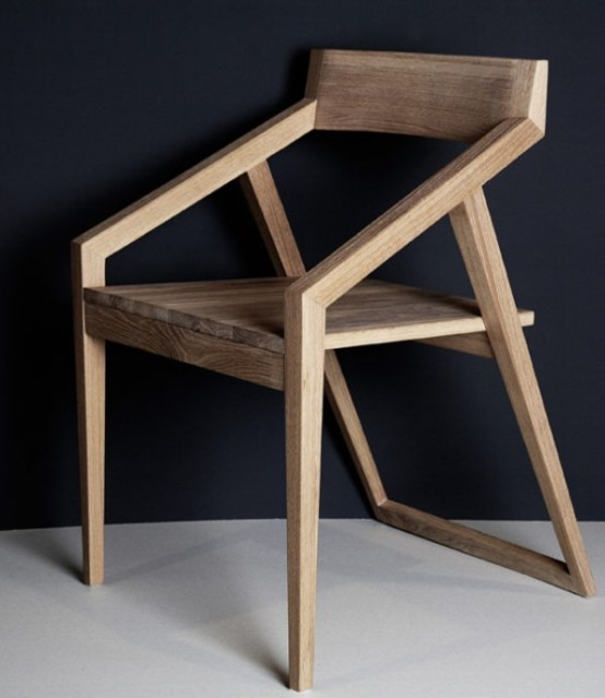 Minimalist Furniture With A Slight Japanese Touch