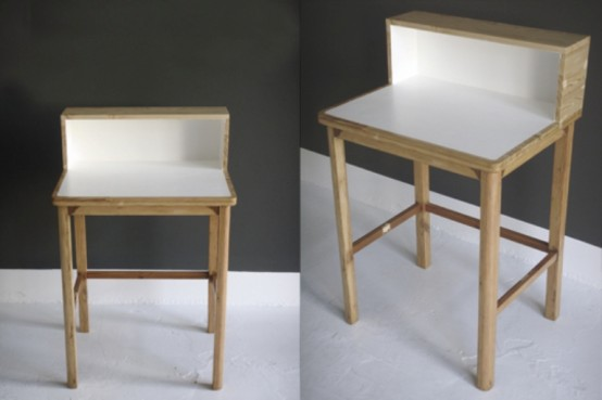 Minimalist Furniture With A Slight Japanese Touch - DigsDigs