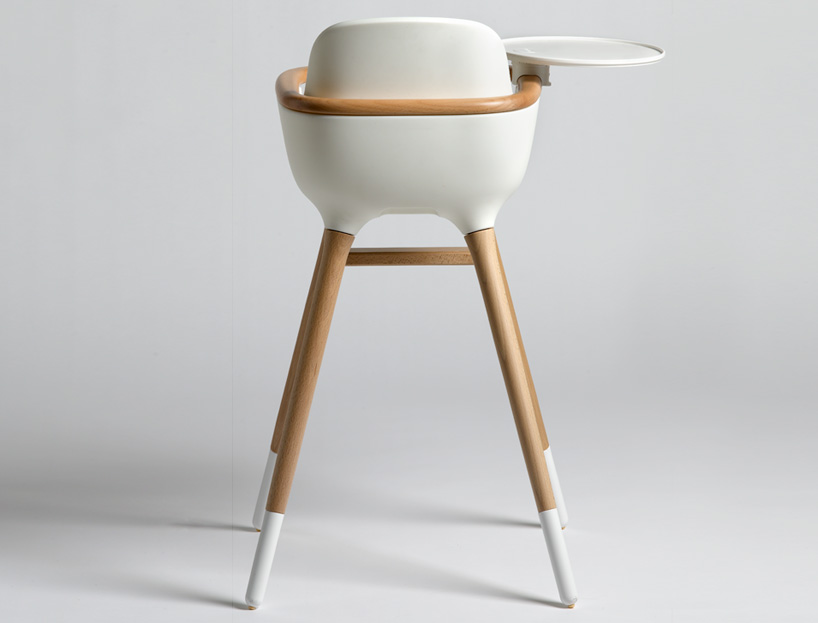 Minimalist Stylish High Chair For Kids