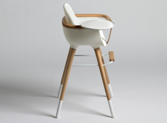 Minimalist High Stylish Chair For Kids