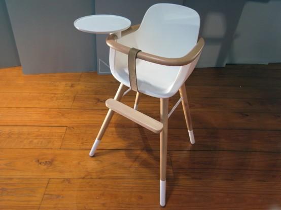Minimalist High Stylish Chair For Kids
