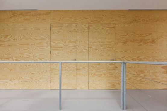Minimalist Home 09 Of Pine Plywood