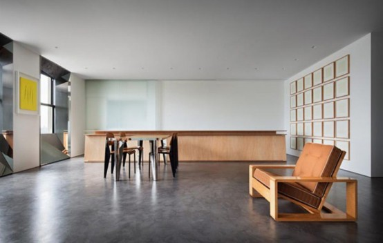 Minimalist House As A Postmodernism Art Object
