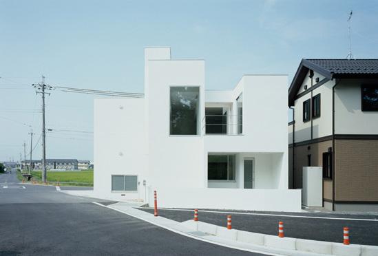 Minimalist White House By Koichi Kimura Digsdigs