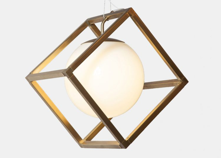 Minimalist Lighting Collection Based On Simple Geometric Forms