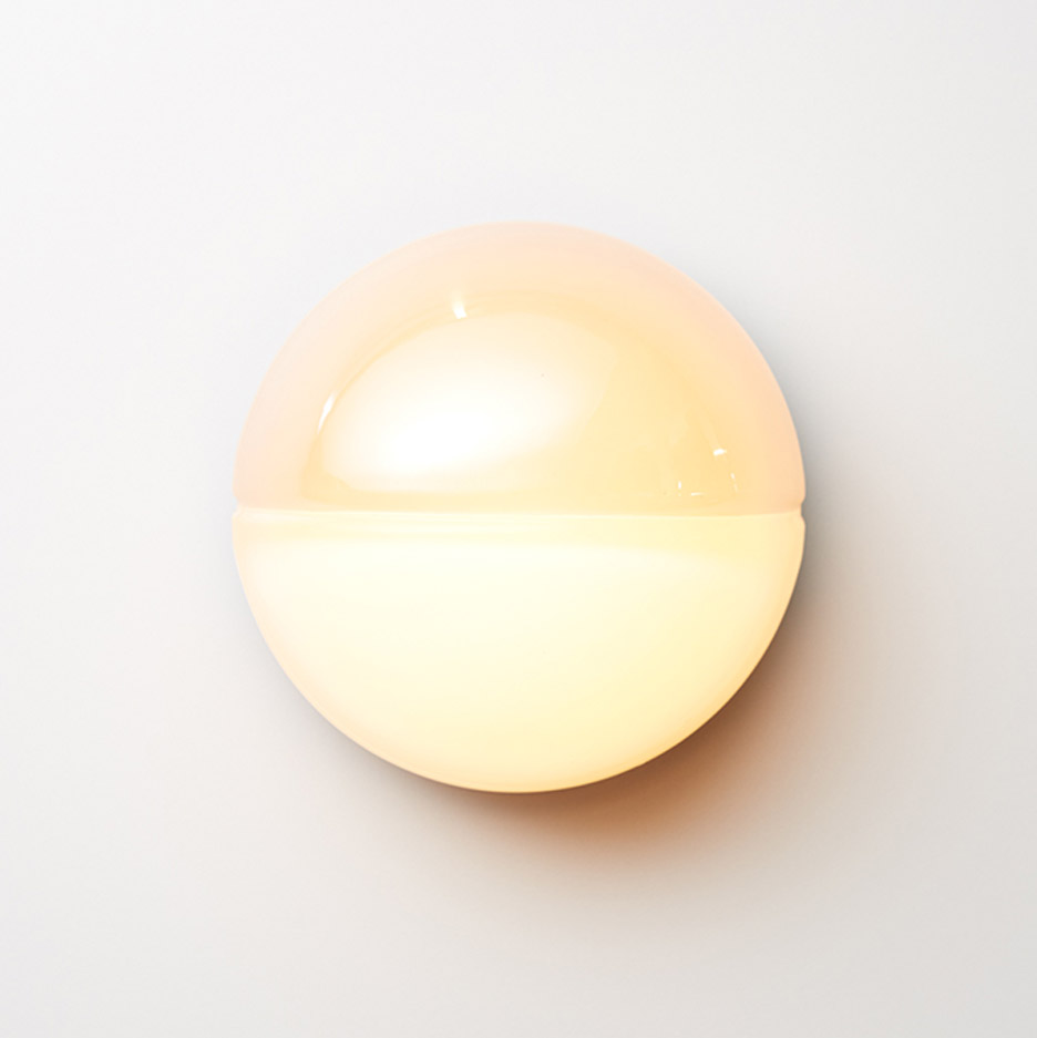 Picture Of minimalist lighting collection based on simple geometric forms  2
