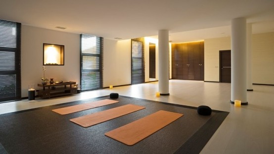 Minimalist Meditation Room Design Ideas