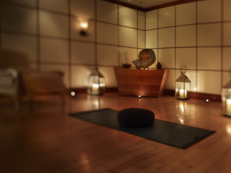 33 minimalist meditation room design ideas digsdigs for Zen office design ideas