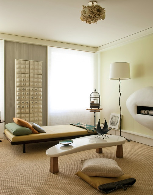 33 minimalist meditation room design ideas digsdigs for Minimalist decorating small spaces