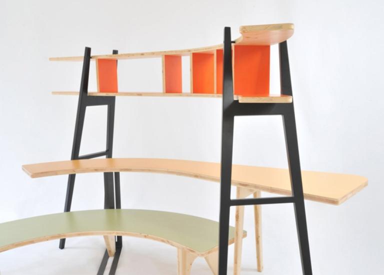 Minimalist Multifunctional Furniture Piece That Your Loft Lacks