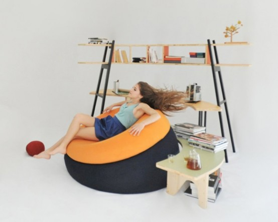 Minimalist Multifunctional Furnture Piece