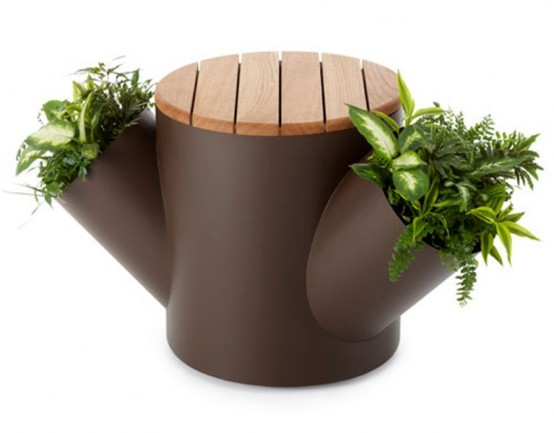 Minimalist Planters Inspired By A Willow Tree