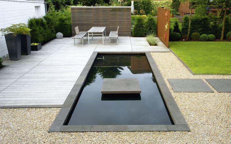 Minimalist terrace and deck decor ideas digsdigs for Gartengestaltung vintage