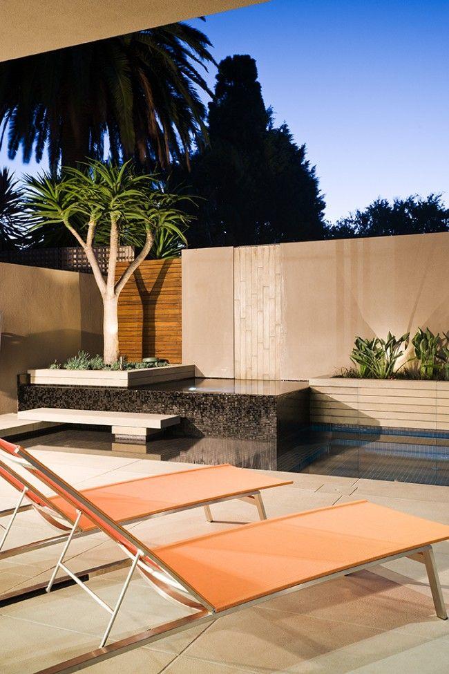 Minimalist Terrace And Deck Decor Ideas