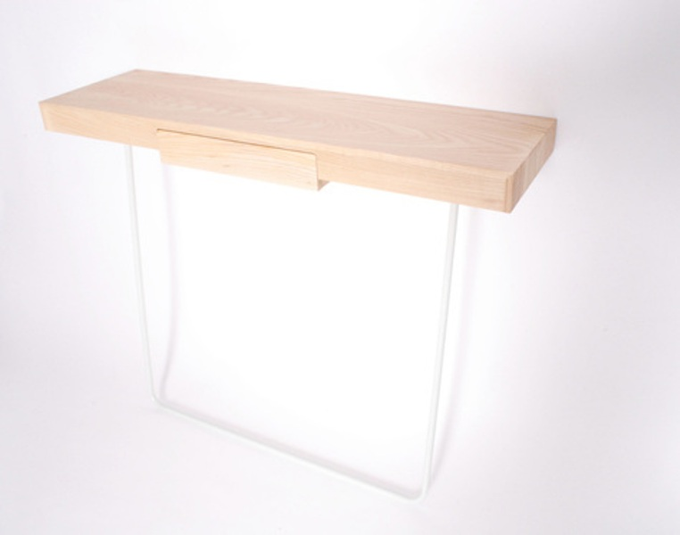 Minimalist work desk with a storage space inside digsdigs - Small storage space for rent minimalist ...