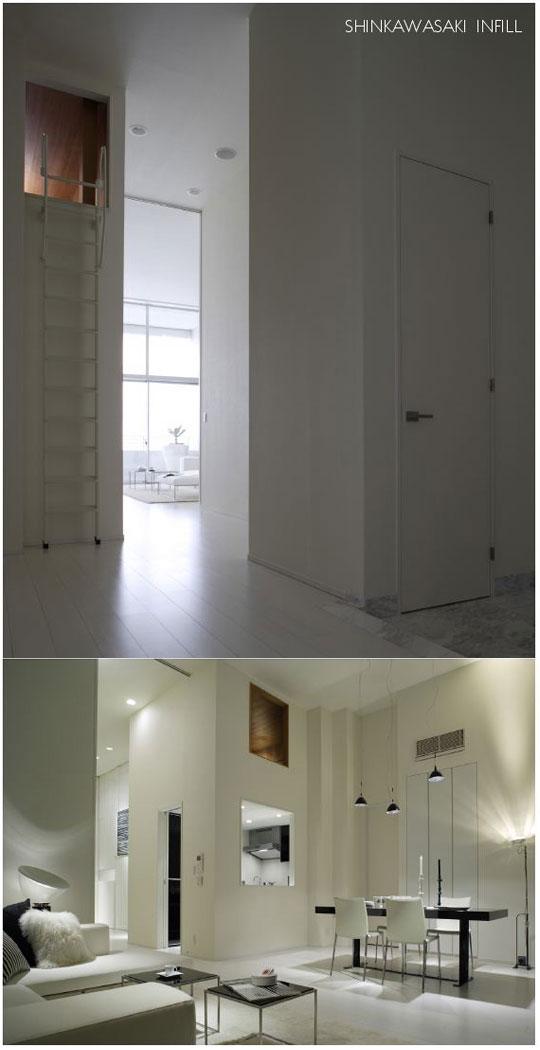Minimalist modern japan condo digsdigs for Minimalist condo interior