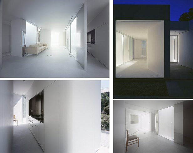 Minimalist House Interior In Japan