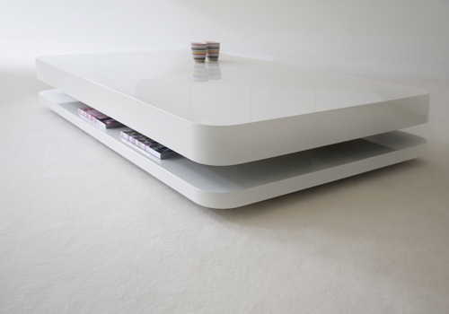 Minimalistic Coffee Table By Rknl