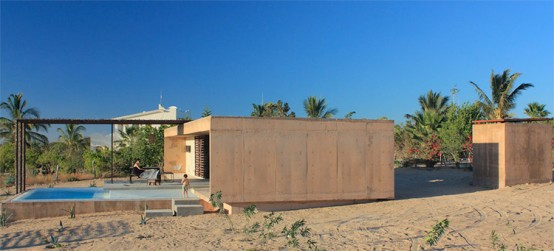 Minimum Maintenance House Design That Could Withstand A Hurricane